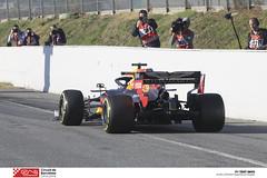 1902270027_verstappen (Circuit de Barcelona-Catalunya) Tags: f1 formula1 automobilisme circuitdebarcelonacatalunya barcelona montmelo fia fea fca racc mercedes ferrari redbull tororosso mclaren williams pirelli hass racingpoint rodadeter catalunyaspain