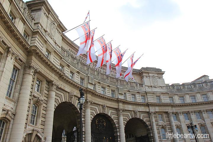 白金漢宮Buckingham Palace-13