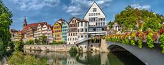 Tübingen / Germany 2018 (karlheinz klingbeil) Tags: allemagne altstadt brücke bridge badenwürttemberg vielleville germany stadt deutschland panorama flower city blumen tübingen de