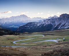 Passo Giau (plottsdaniel) Tags: passo giau passogiau giaupass italy italia dolomites dolomiten dolomiti mountains alps sunrise