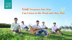 God Treasures One Who Can Listen to His Word and Obey Him (Mission Chen) Tags: lovegod brightlife willofgod meaningoflife worshipsongs thebestyouth joyful almightygod voiceofsalvation guitarplaying christiansong sky grass people park garden god
