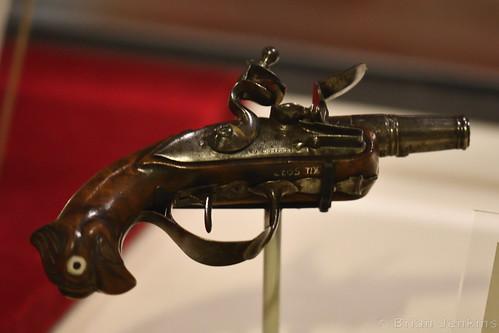 Flintlock Pistol (c.1780)