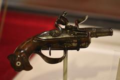 Flintlock Pistol (c.1780) (Bri_J) Tags: royalarmouries leeds westyorkshire uk museum militarymuseum yorkshire nikon d7500 flintlockpistol pistol firearm lamotte