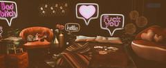 ✿ Neon Lights ✿ (Thaisakerman) Tags: sl secondlife secondlifephoto sencondlife photo photosecondlife photosl photograf photography pink neon dad astralia peaches florix raindale cute decor decoração decoracaosl decorsl decucute blogger brazil bloggersl bentoavatar bentosl game gameonline gril jogo jogoonline