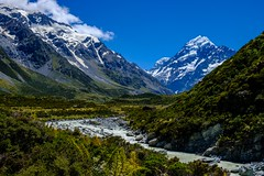 20181227 026 Mt Cook Hooker Valley (scottdm) Tags: 2018 december hike hookervalley mountcook mountcooknationalpark nationalpark newzealand southisland summer travel