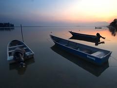 IMG_7156 ~ kedamaian hati (alongbc) Tags: jubakar jubakarpantai tumpat kelantan malaysia travel place trip sunrise dawn morning reflection sea cloud sky canon eos700d 700d canonlens 10mm18mm wideangle