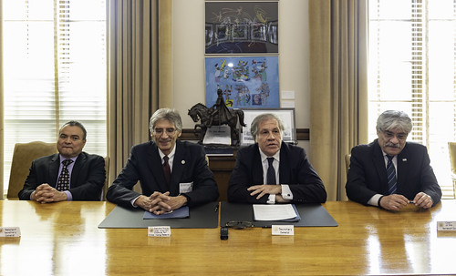OAS and Inter-American Institute for Global Change Research to Sign Cooperation Agreement