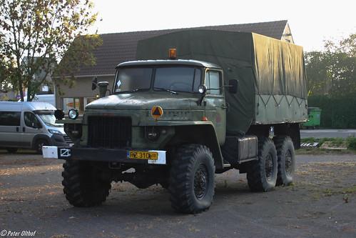 Ural 375D / Урал-375Д ©  peterolthof