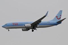OO-JAA (LIAM J McMANUS - Manchester Airport Photostream) Tags: oojaa tuiairlinesbelgium tui beauty victory jaf tb boeing b737 b738 738 b73h 73h boeing737 boeing737800 egcc manchester man