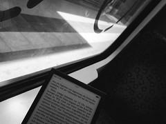 Circular Railway Reading (.Dirk) Tags: berlin olympusepm1 mzuiko1718 prime ringbahn circular orbital railway ebook ereader station sbahn sw bw bnw metro charlottenburg