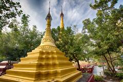 Gaungsaekune Sandawshin Pagoda, Mawlamyine, Myanmar (goneforawander) Tags: backpacking scenery d7100 travel goneforawander myanmar mawlamyine nikon asia enzedonline myanmarburma mm