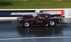 Capri_3979 (Fast an' Bulbous) Tags: ford drag race car vehicle automobile fast speed power acceleration strip track santa pod outdoor nikon