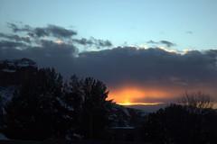 IMG_2873 (Karen Wilson Hagy) Tags: sedona redrocks oakcreekcanyon snow desert muledeer antlers clouds arizona