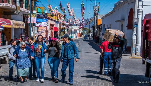 2018 - Mexico - Oaxaca - Ocotlán de Morelos - Market Day - 6 of 12