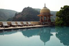 Samode Palace, 16th century. Jaipur, India (varfolomeev) Tags: 2018 индия дворец india palace fujifilmxt10