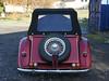 MG T-Type (TA, TB, TC, TD, TF) Verdeck 1936 - 1955