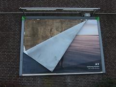 Der echte Norden (mkorsakov) Tags: dortmund nordstadt hafen plakat poster 181 werbung commercial ripped wettergegerbt scheisskleber profis