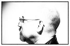 Doorway Project High Contrast (Robert Borden) Tags: doorwayproject doorway profile bw blackandwhite blancoynegro monochrome monochromephotography portrait portraitphotography fujifilmxt2 fuji fujiphotography fujifoto 50mm 50mmlens 50mmprime primelens santaclarita la losangeles california