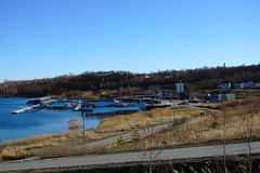 DSC04709 (bluesevenxp) Tags: geiseltalsee mücheln marina lake see ufer floating