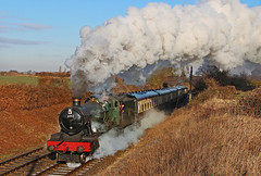 6990 Witherslack Hall (gareth46233) Tags: 6990 witherslack hall gcr great central railway quorn