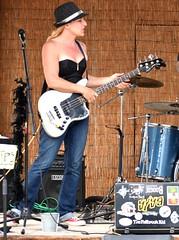 Blues rock (thomasgorman1) Tags: bass blues rock bluesrock musician woman concert gig stage nikon baja mexico