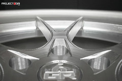 project-6gr-3-piece-forged-10-ten-04 (PROJECT6GR_WHEELS) Tags: project 6gr 10ten 10 wheels wheel rim rims 3piece full forged design raw ford mustang gt gt350 gt350r