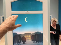 Magritte's Fifth Season (fabola) Tags: phyllisflorin art creativity fabrice magritte modern museum paint phyllis sanfrancisco sfmoma
