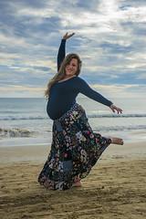 Fotos para Esther #5 (Héctor Rodríguez Maciá) Tags: sanjuan alicante españa spain playa mar costa arena mediterráneo embarazo embarazada