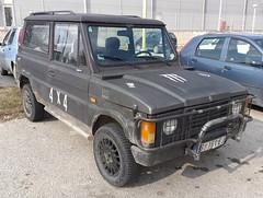 1991 Aro 10.4 1.4 (FromKG) Tags: aro 104 14 black suv car kragujevac serbia 2019