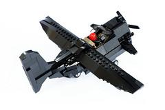 BR-1 Pint of Stout (Ron and Co. Bricks) Tags: lego build bricks play toy afol moc myowncreation custom minifigure aeroplane aircraft airplane plane propeller fantasy steampunk