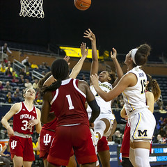 JD Scott Photography-mgoblog-IG-Michigan Women's Basketball-University of Indiana-Crisler Center-Ann Arbor-2019-43 (MGoBlog) Tags: annarbor basketball crislercenter february hoosiers jdscott jdscottphotography michigan photography sports sportsphotography universityofindiana universityofmichigan valentinesday wolverines womensbasketball mgoblog wwwjdscottphotographycommgoblogcom 2019 indiana michiganwomensbasketball wwwmgoblogcom