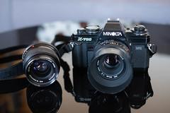 Minolta X-700 (The Sasson) Tags: minolta minoltax700 x700 analog
