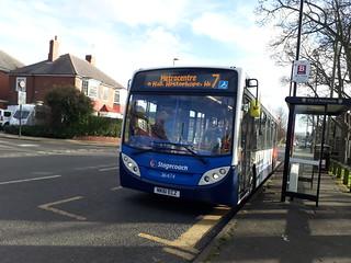 Stagecoach Newcastle 36474