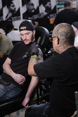 Philadelphia Tattoo Arts Convention (clickchick888) Tags: tattoo philadelphia convention villianarts villian arts tattoos ink ladytattooers villianartstattooconvention vilianartsphiladelphiatattooconvention tattooedmen tattooedwomen sexy