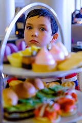 Dylan at Afternoon Tea-February 2019 (Dave Byng) Tags: people portrait canada winter britishcolumbia