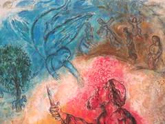 20171011 PACA Alpes-Maritimes Nice - Musée Chagall (21) (anhndee) Tags: paca alpesmaritimes nice musée museum museo musee painting painter peinture peintre