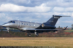LX-JET | Embraer Legacy 450 | Global Jet Luxembourg (james.ronayne) Tags: lxjet embraer legacy 450 global jet luxembourg e545 aeroplane airplane plane aircraft aviation flying london luton ltn eggw canon 80d 100400mm raw private vip corporate corpjet executive execjet business bizav biz bizjet cockpit grass sky