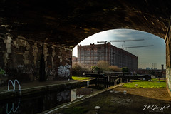 Stanley Dock and locks (Phil Longfoot Photography) Tags: docks heritage merseyside mersey dockyard dockside river regeneration architecture architectural