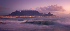 End of Another Year (Panorama Paul) Tags: paulbruinsphotography wwwpaulbruinscoza southafrica westerncape capetown tablemountain blaauwbergbeach longexposure pink nikond800 nikkorlenses nikfilters