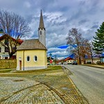 Small chapel in Kiefersfelden, Bavaria, Germany thumbnail