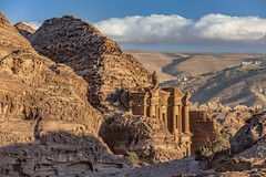 *Petra @ Ed Deir in his environment* (Albert Wirtz @ Landscape and Nature Photography) Tags: petra jordan jordanien eddeir themonastery monastery kloster ancient albertwirtz middleages rocktomb rock fels felsengrab travel reisen entdecken exploring naherosten asien asia sinai sinaipeninsula sinaihalbinsel sandstone sandstein erosion landscape landschaft paesaggi paysage paisaje campo campagne campagna nikon d700 wadimusa antik nabatäer albertwirtzphotography albertwirtzlandscapeandnaturephotography unescoworldheritage unescoweltkulturebe unescoworldheritagesite ummsayhoun maan