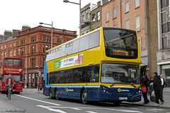 VT25 - Rt7 - O'ConnellSt - 100312 (dublinbusstuff) Tags: dublinbus dublin bus vt25 enviro500 volvob9tl donnybrook route7 loughlinstown oconnellstreet dunlaoghaire