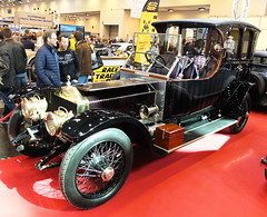 Rolls-Royce 40/50 hp Silver Ghost Open Drive Limousine (Grosvenor) 1911 (Zappadong) Tags: rollsroyce 4050 hp silver ghost open drive limousine grosvenor 1911 techno classica essen 2018 zappadong oldtimer youngtimer auto automobile automobil car coche voiture classic classics oldie oldtimertreffen carshow