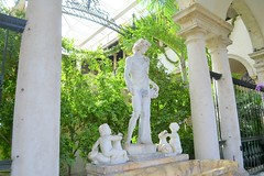 Statuary and columns in the main house 0172 (Tangled Bank) Tags: visiting vizcaya museum gardens miami mansion main house furnishings art old classic heritage vintage history historical dade county florida statuary columns 0172