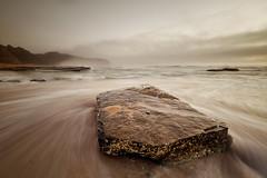 Turimetta rock (Graeme Gordon) Tags: turimetta turimettabeach sydney seascape sunrise longexposure ocean storm mist mood