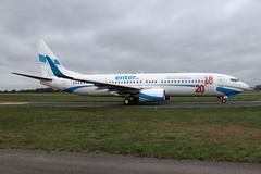 Boeing 737-8Q8(WL) Enter Air SP-ENX (herpeux_nicolas) Tags: boeing boeing7378q8wl 7378q8wl b737800 b737 737800 enterair spenx 7378q8 msn30627 cn3027 ln752 n1786b y189cfmi cfm567b27 cfmicfm567b27 cfminternational e4 taxiway 100yearsofindependence 100latniepodległości winglets winglet nextgen charter lowcost