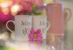 #favouritemug #crazytuesday (KissThePixel) Tags: favouritemug mug cup crazytuesday tuesday bokeh macro stilllife nikon nikond750 january 50mm 14 f14 pink tabletop creative