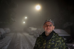 DSC_8754 (Mashhour Halawani) Tags: snow amman jordan samer salhi ali obiedat portrait lowlight low light