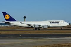 D-ABVT (Lufthansa) (Steelhead 2010) Tags: lufthansa boeing b747 b747400 yyz dreg dabvt