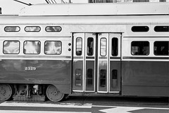 Tramway (from the past) (phillyfamily) Tags: events philadelphia philadelphie analogue argentique digitization film janvier2018 noirblanc numérisation étatsunis